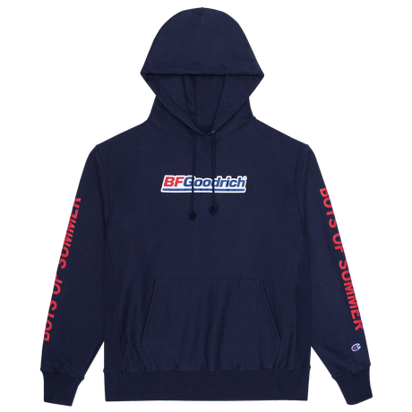 Boys Of Summer  BFG PULLOVER HOODIE Navy