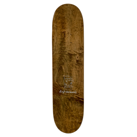 """FROG NOT INTERESTED (PAT G) DECK 8.38"""""""