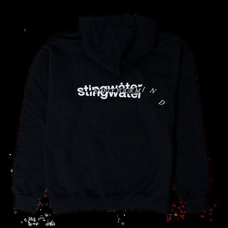 STINGWATER New skin hoodie black