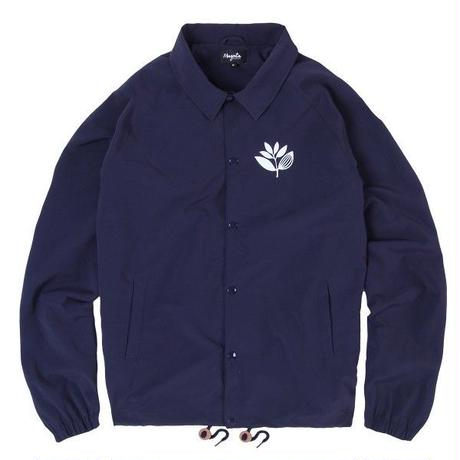 MAGENTA COACH JACKET - DARK NAVY