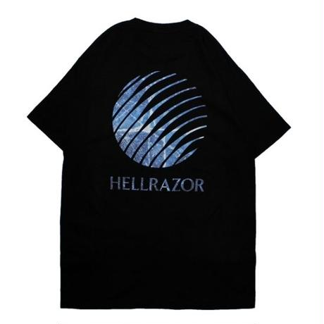 Hellrazor Inferno Logo Shirt - Black