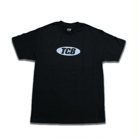 Tall can BoyzGLITTER OVAL LOGO BLACK
