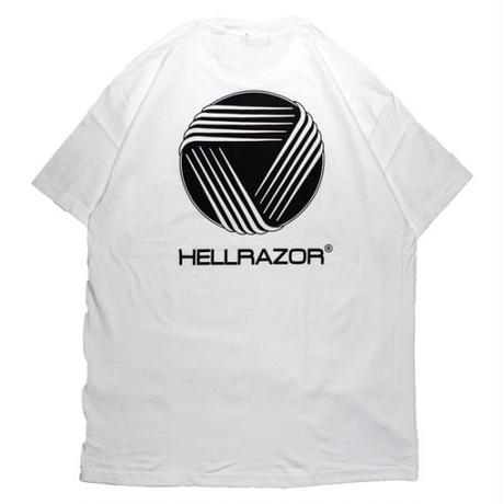 Hellrazor WCC Shirt - White