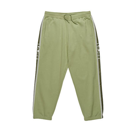 POLAR SKATE CO.  TAPE SWEATPANTS Pistachio