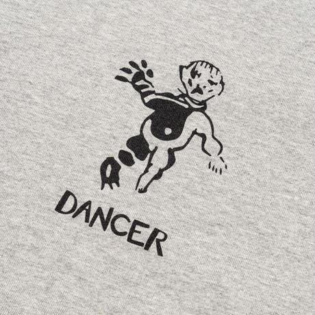 DANCER OG LOGO CREW SWEAT GREY
