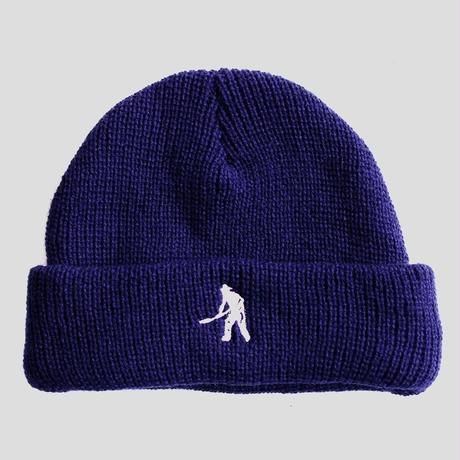 PASS~PORT - WORKERS BEANIE  NAVY