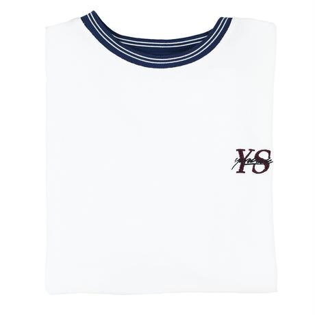YARDSALE Polo YS T-shirt White