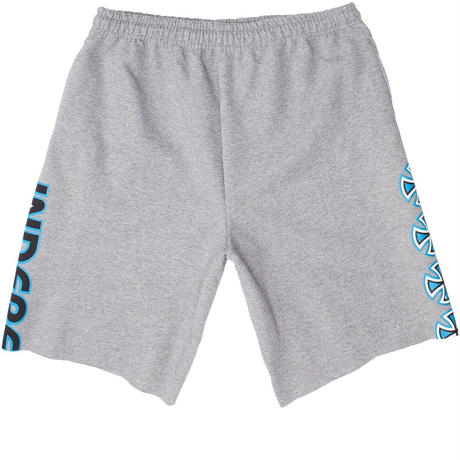 INDEPENDENT TRUCK CO. CHOP BAR SWEAT SHORTS GREY