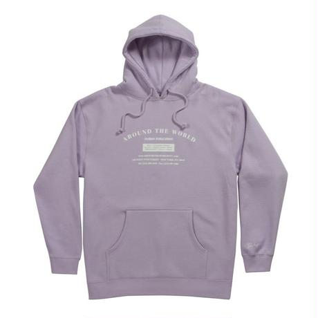 GRANG COLLECTION  X AROUND THE WORLD LAVENDER