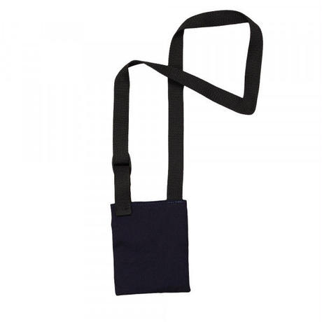 MAGENTA POUCH BAG - NAVY