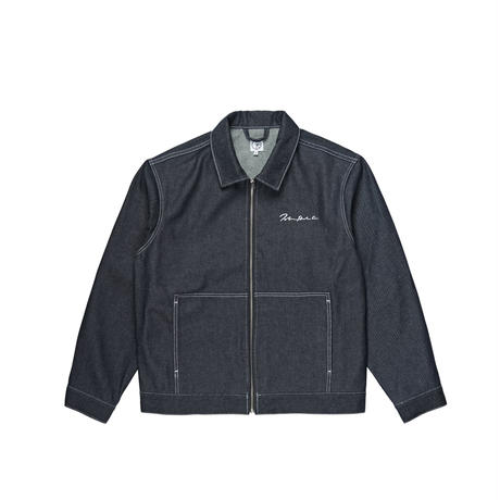 POLAR SKATE CO. 94 DENIM JACKET - RAW DENIM