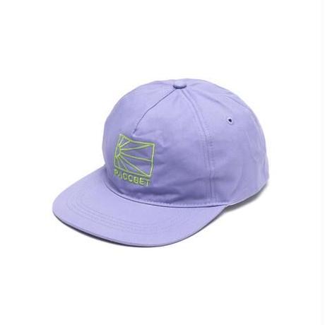 RASSVET LOGO CAP PURPLE