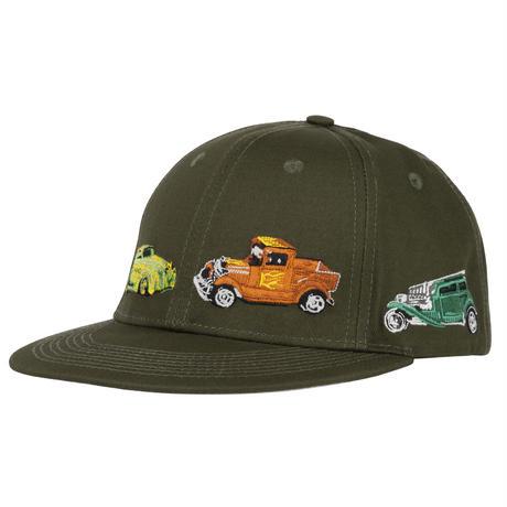 CLASSIC GRIP HOT WHEELS CAP GREEN