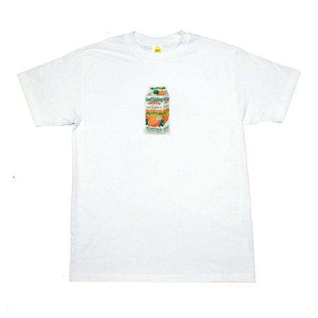 GOOD THINKING VITAMIN BUSS Tee White