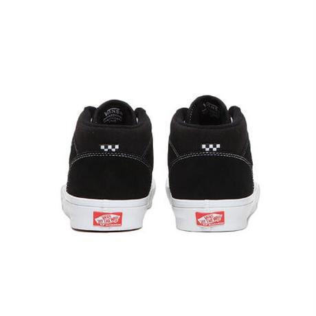 VANS SKATE CLASSICS HALF CAB BLACK/WHITE
