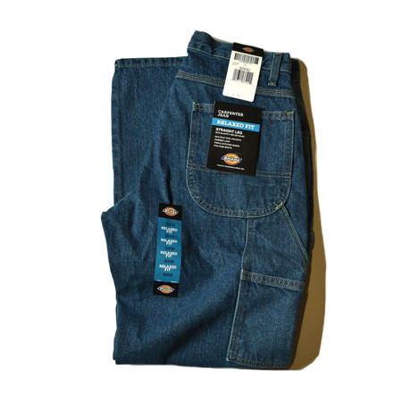 Dickies Relaxed Fit Straight Leg Carpenter Jean - SNB