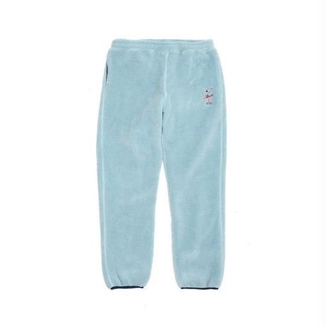 ALLTIMERS COUSINS FLEECE PANTS LIGHT BLUE