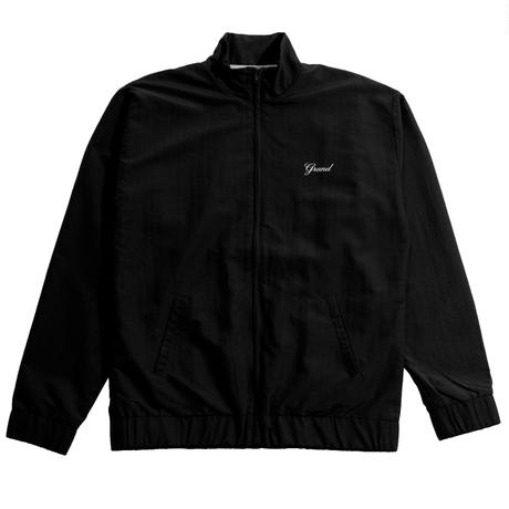 GRAND COLLECTION GRAND NYLON JACKET BLACK