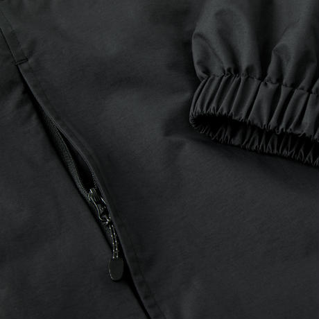 POLAR SKATE CO COACH JACKET BLACK