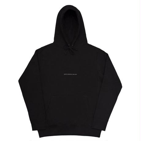 GRAND COLLECTION NEW YORK HOODIE BLACK