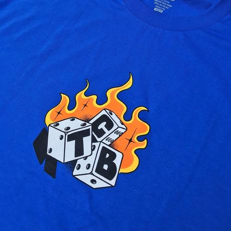 Tall Can Boyz DICE TEE ROYAL