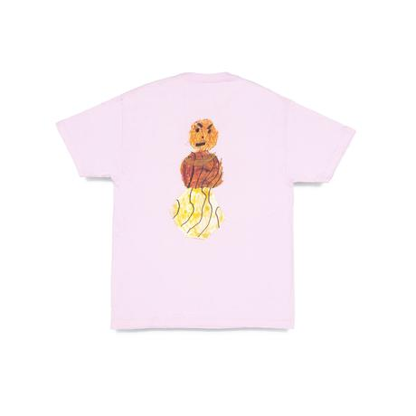 QUARTERSNACKS MOTHER'S DAY SNACKMAN CHARITY TEE PINK