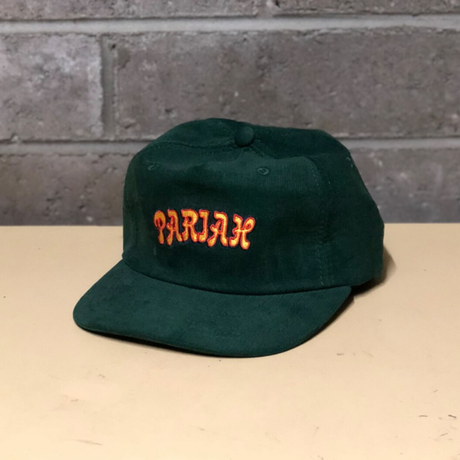 COME SUNDOWN PARIAH CAP GREEN