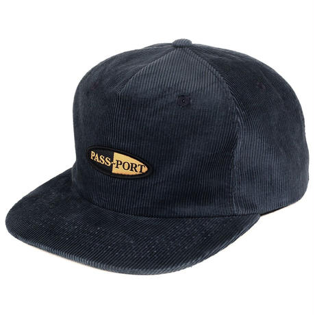 "PASS~PORT ""PHARMY"" CAP NAVY"