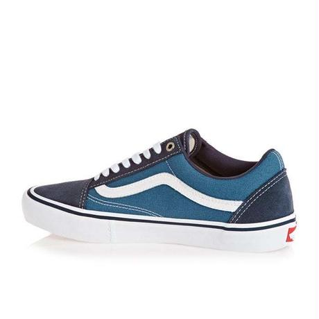 VANS OLD SKOOL PRO - NAVY / WHITE