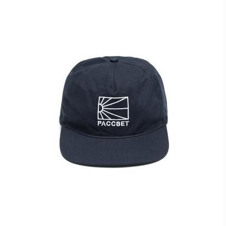 RASSVET LOGO CAP NAVY