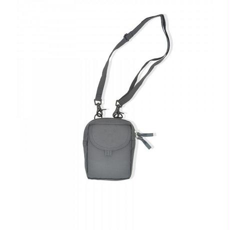POP TRADING POP PASSPORT POUCH ANTHRACITE