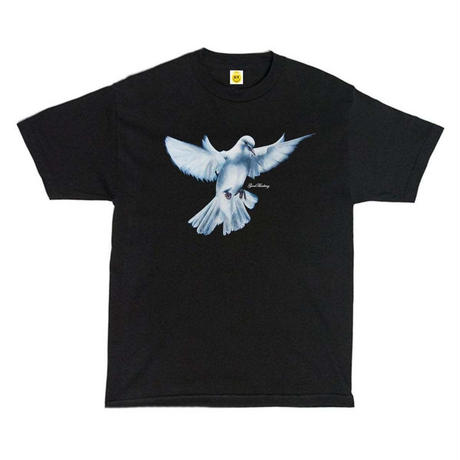 GOOD THINKING DOVES CRY Tee Black
