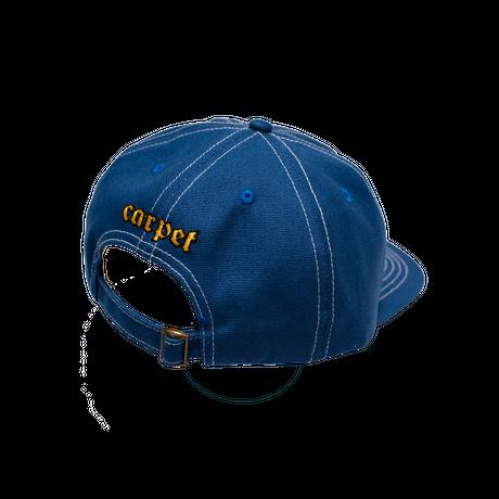 CARPET COMPANY PANTHER HAT BLUE