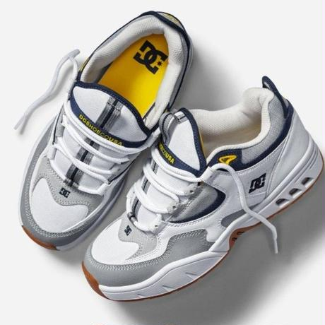 DC SHOES KALIS OG WHITE/GREY