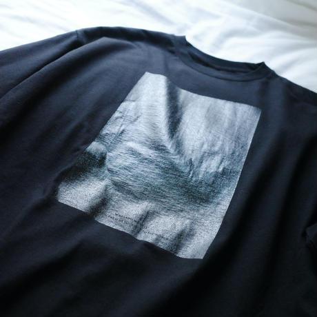 Long sleeve T-shirt (black & black)