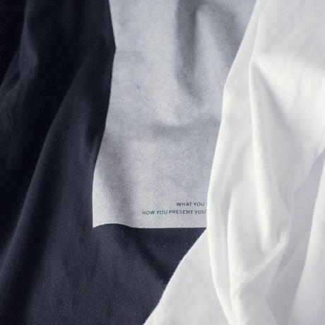 Long sleeve T-shirt (black & silver)