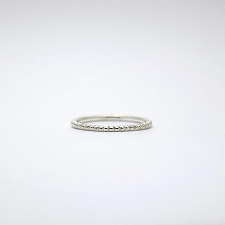 《Pointillé Ⅰ》Silver925 / 1.3mm