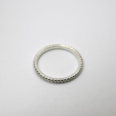 《Pointillé Ⅱ》Silver925 / 1.9mm