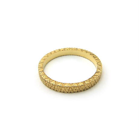 《Giorni Filo(ジョルニ》Marriage Ring / Square / K18YG / 2.5mm / #13.5 - #23