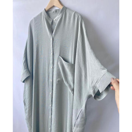 rayon linen washable one-piece