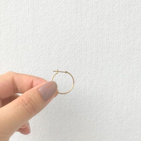hoop pierce ø2cm