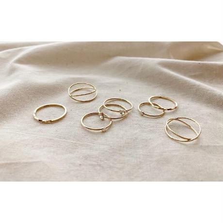 k10 twist ring