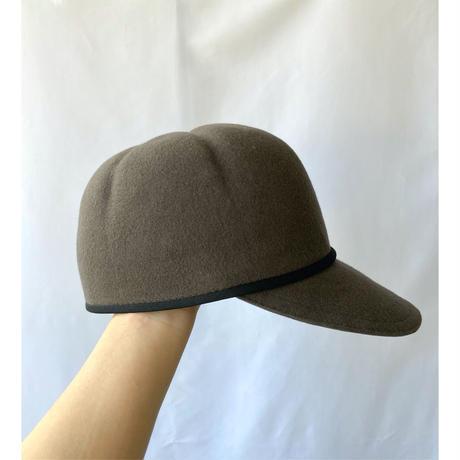 felt cap