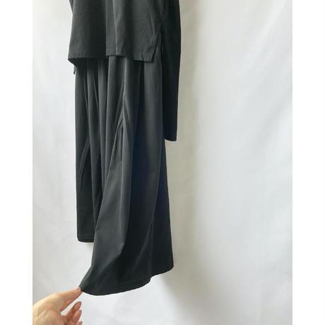 jersey culottes pants