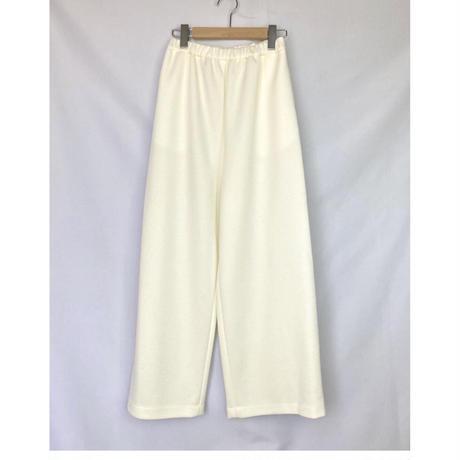 wool ponte fabric pants