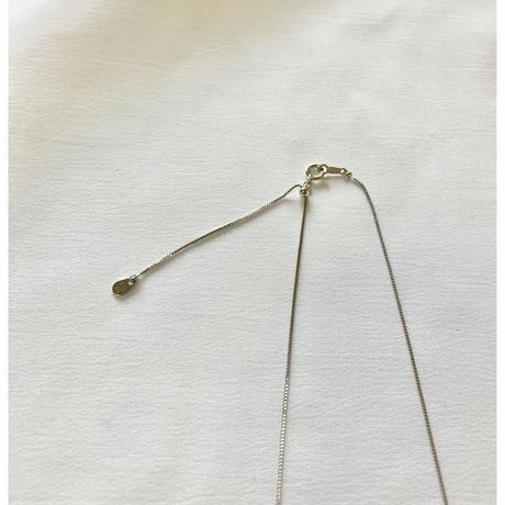 Venetian chain long necklace