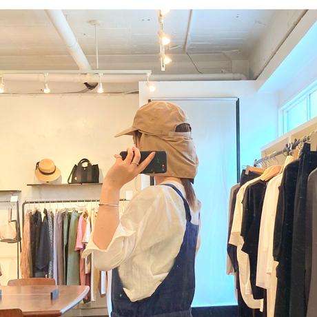shaded cap
