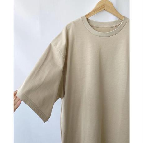 heavy cotton tee shirt