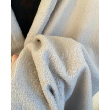 wool felting finish stole