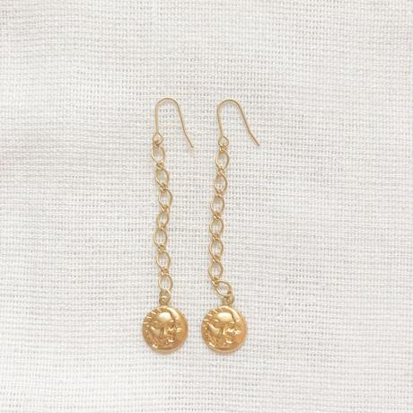 gold chain pierce